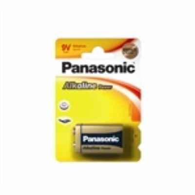 PANASONIC ALKALINE 9V - 6LR61
