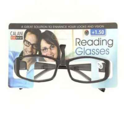 READING GLASSES +1.50 (R)