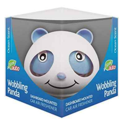CAR AIR FRESHNER WOBLING PANDA