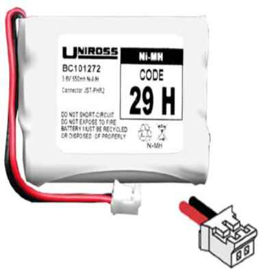 UNIROSS 29H CORDLESS PHONE BATTERY