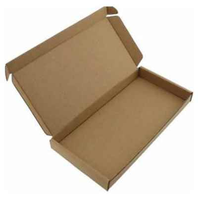 BROWN DL SIZE CARDBOARD BOX LARGE LETTER