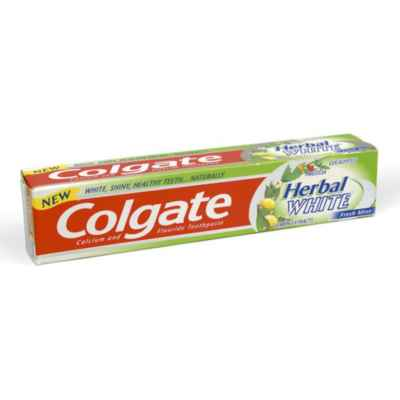 COLGATE HERBAL WHITE 100ML X 12