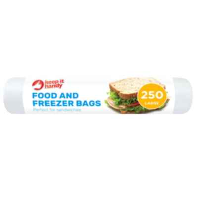 FREEZER & FOOD 250PK ROLL