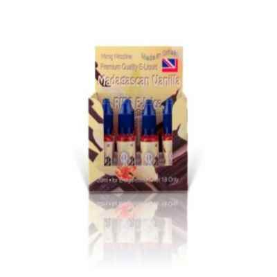 RIPS E-JUICE MADAGASCAN VANILLA 20ML