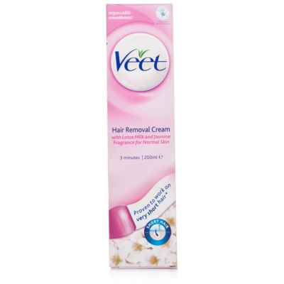 VEET 100ML 3 MIN HAIR REMOVALCREAM  100ML X 6