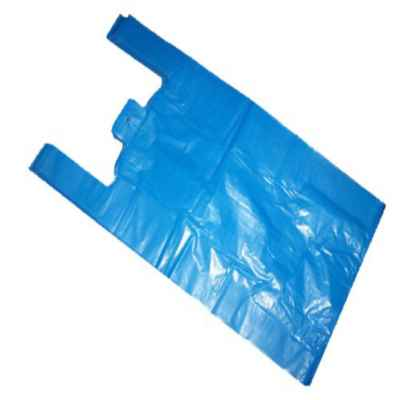 2STAR LARGE MD BLUE CARRIER BAGS 1000S
