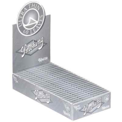 SMOKING MASTER REGULAR PAPER 25S