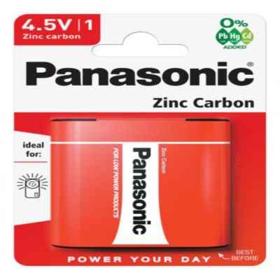 PANASONIC ZINC 4.5V 3R12