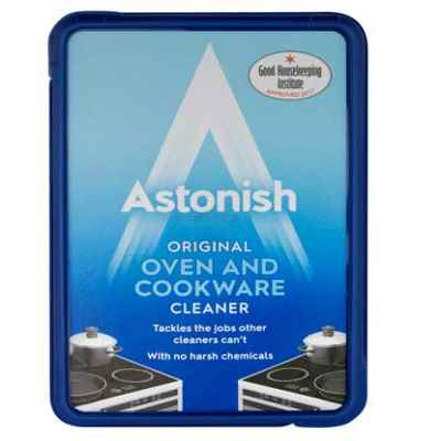ASTONISH OVEN + COOKWARE CLEANER 150G X 12