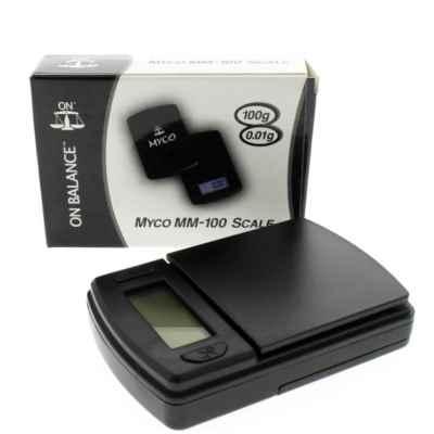 MYCO MINI SCALE 100G X 0.01G