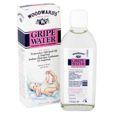 WOODWARDS GRIPEWATER 150ML X 6