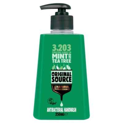 ORIGINAL SOURCE HANDWASH MINT 250ML X 6