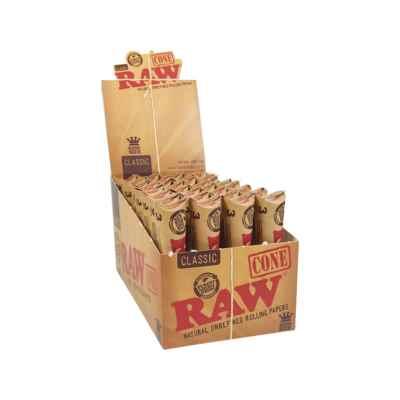 RAW CONE 3PK X 32