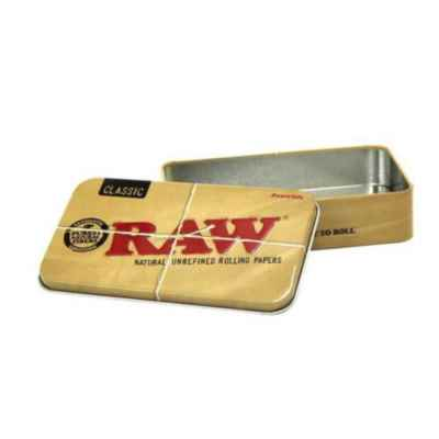 RAW SMOKER TIN 1OZ