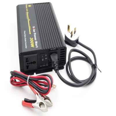 POWER INVERTER DC TO AC 300W