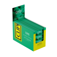 CLIPPER GREEN STD PAPER CUT CORNERS 100S