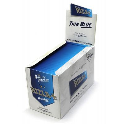 RIZLA BLUE STANDARD 100S