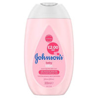 JOHNSONS BABY LOTION PMP ?2 300ML X 6